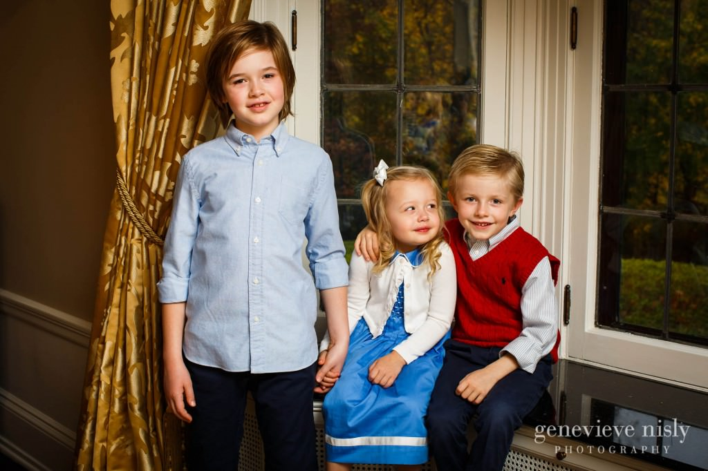 Cleveland, Copyright Genevieve Nisly Photography, Fall, Family, Portraits