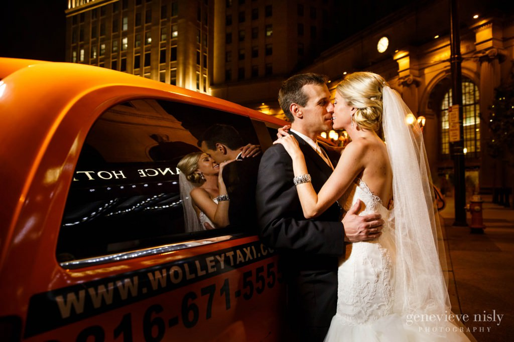 Cleveland, Copyright Genevieve Nisly Photography, Ohio, Renaissance Hotel, Summer, Wedding