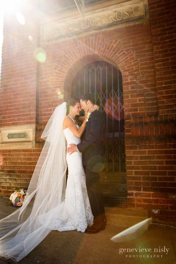 Akron, Downtown Akron, Ohio, Summer, Wedding