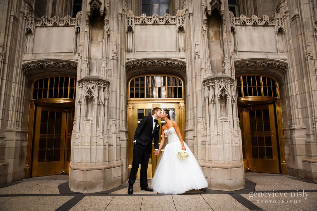Chicago, Copyright Genevieve Nisly Photography, Illinois, Summer, Wedding
