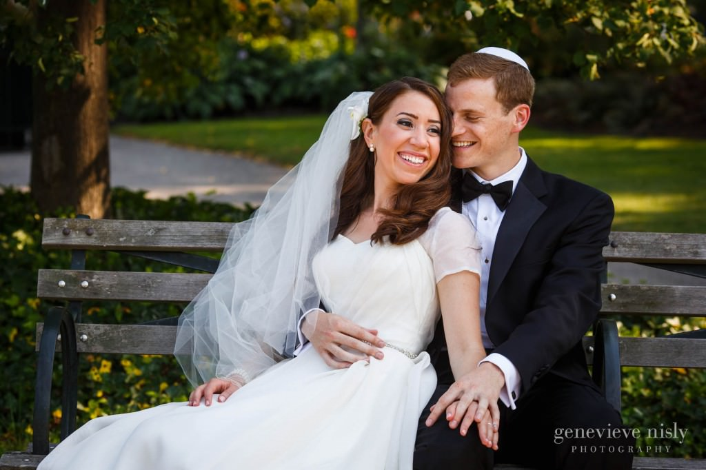 Botanical Gardens, Cleveland, Copyright Genevieve Nisly Photography, Ohio, Summer, Wedding