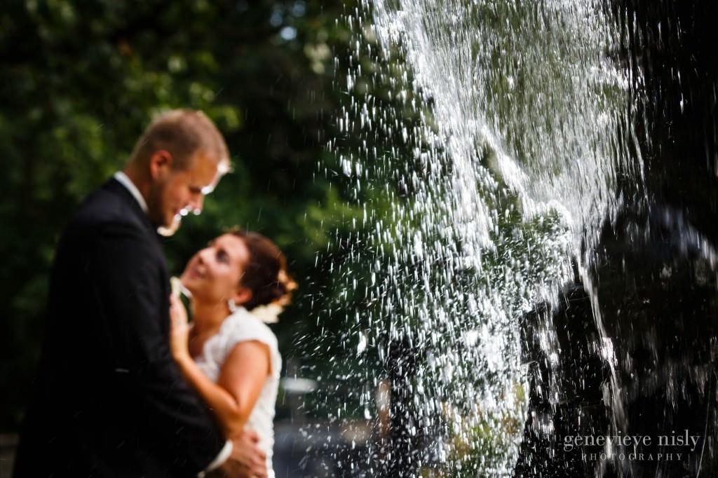 Cleveland, Cultural Gardens, Ohio, Summer, Wedding