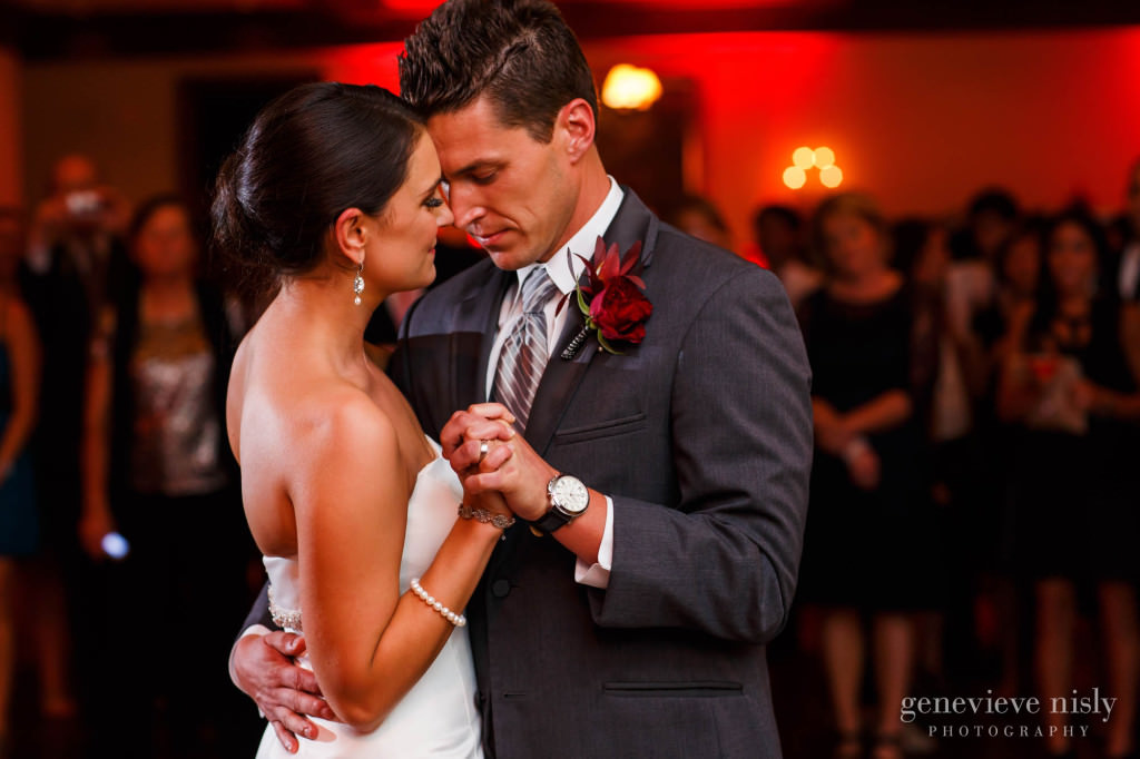 Akron, Copyright Genevieve Nisly Photography, Fall, Portage Country Club, Wedding