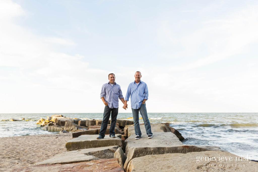 Engagements, Huntington Beach, Ohio, Rocky River, Summer