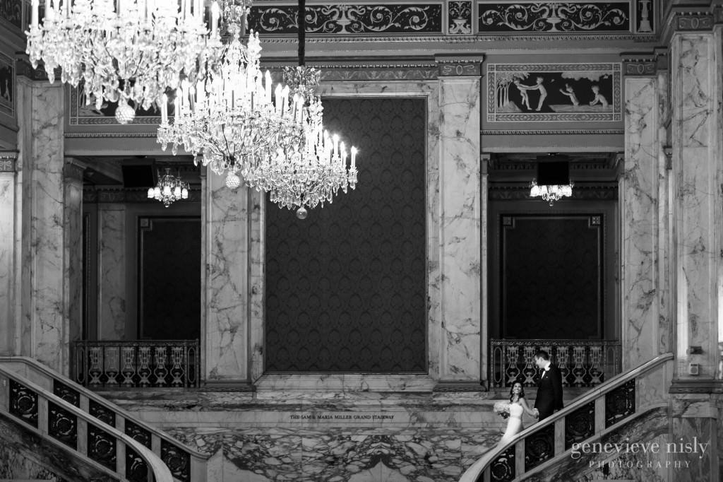 Cleveland, Copyright Genevieve Nisly Photography, Ohio, Palace Theater, Spring, Wedding