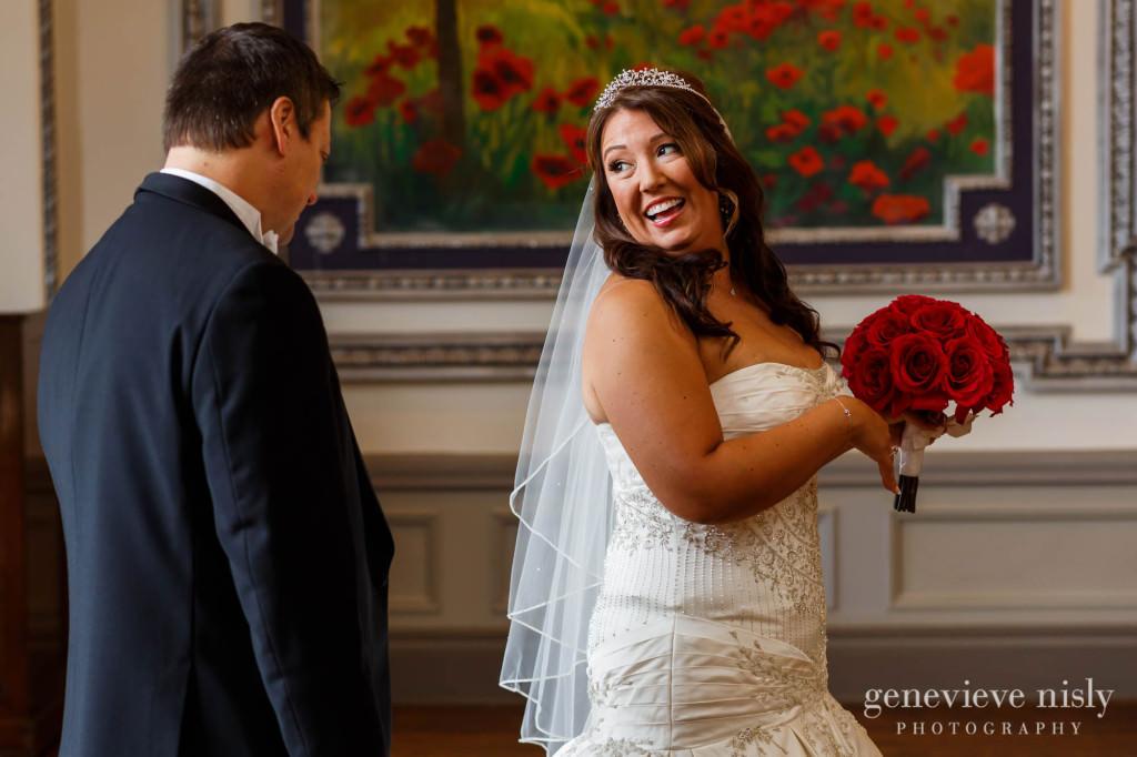 Cleveland, Copyright Genevieve Nisly Photography, Fall, Wedding
