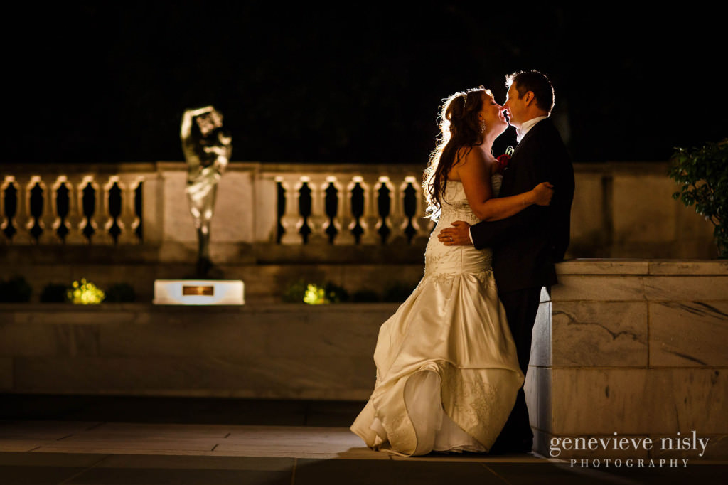 Cleveland, Cleveland Museum of Art, Copyright Genevieve Nisly Photography, Fall, Wedding