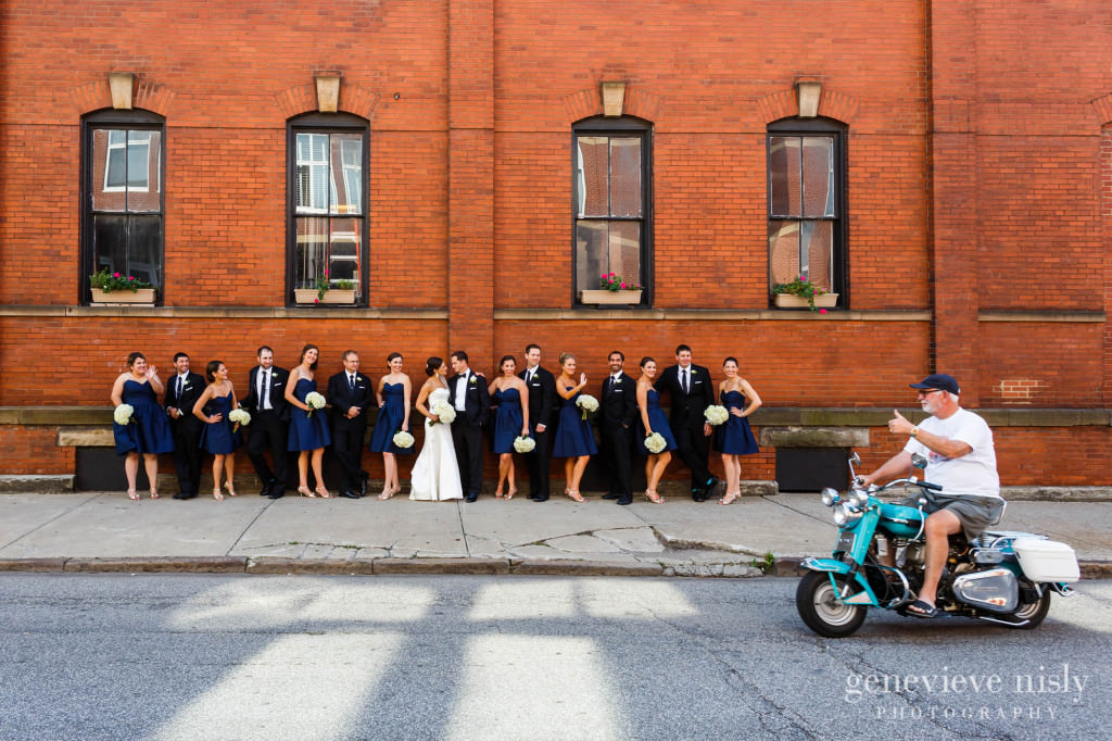 Cleveland, Copyright Genevieve Nisly Photography, Fall, Ohio, Ohio City, Summer, Wedding