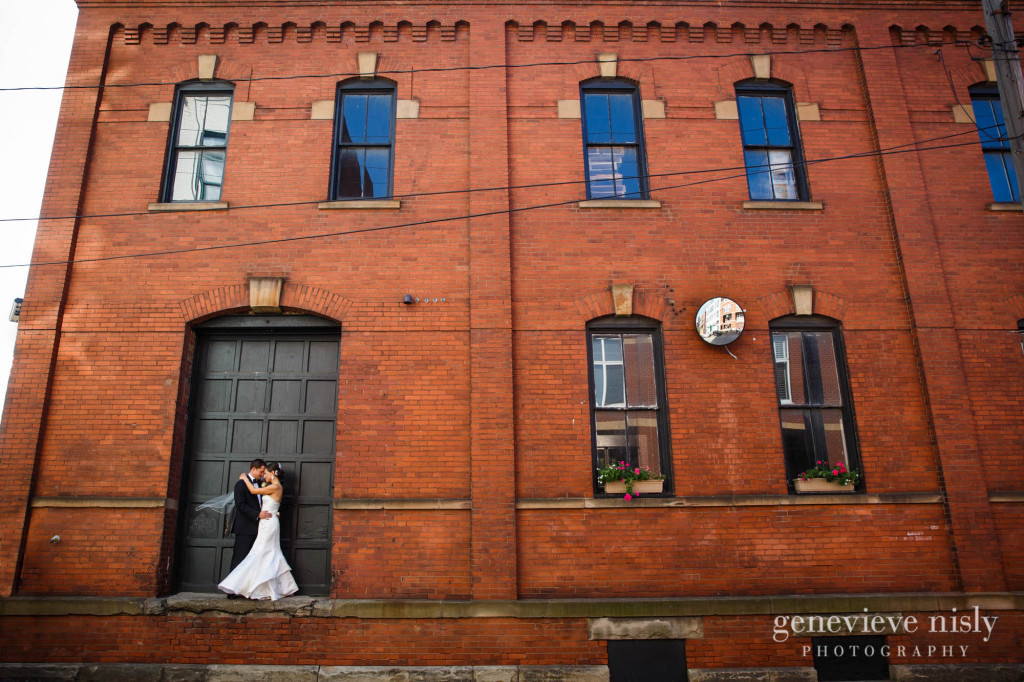 Cleveland, Copyright Genevieve Nisly Photography, Fall, Ohio, Ohio City, Wedding