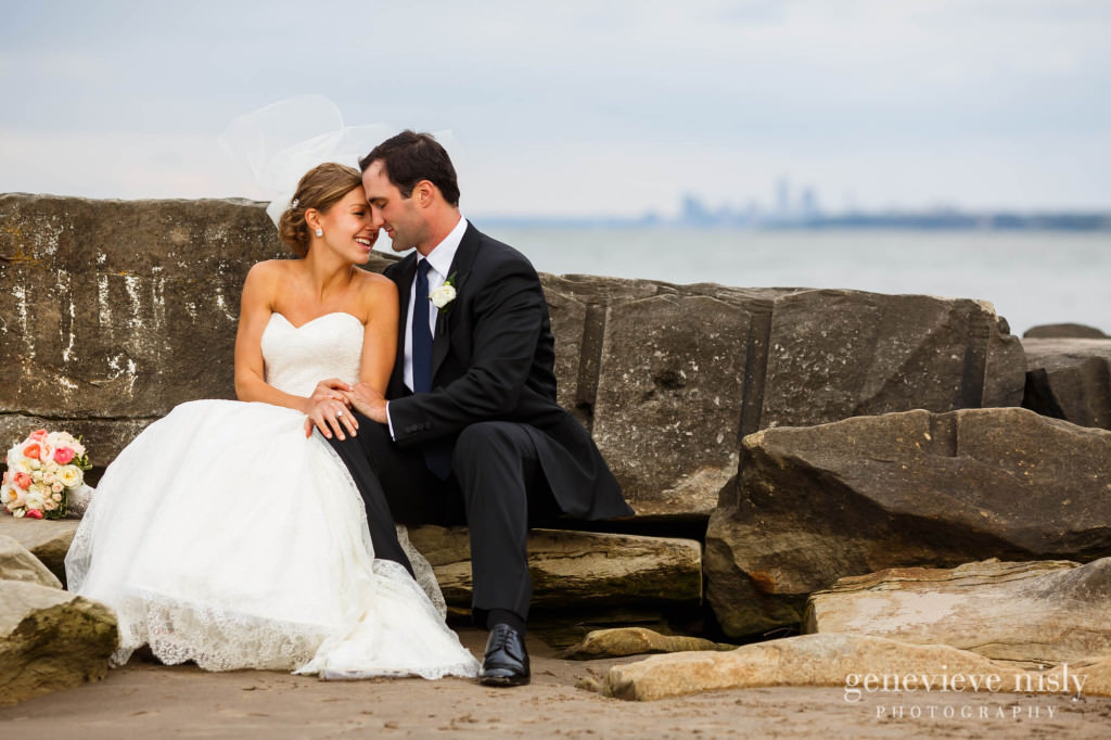 Cleveland, Copyright Genevieve Nisly Photography, Fall, Huntington Beach, Ohio, Wedding