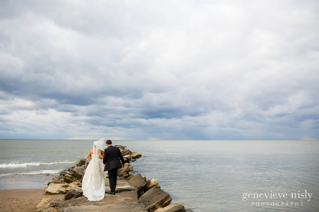 Cleveland Copyright Genevieve Nisly Photography Fall Huntington Beach Ohio Wedding
