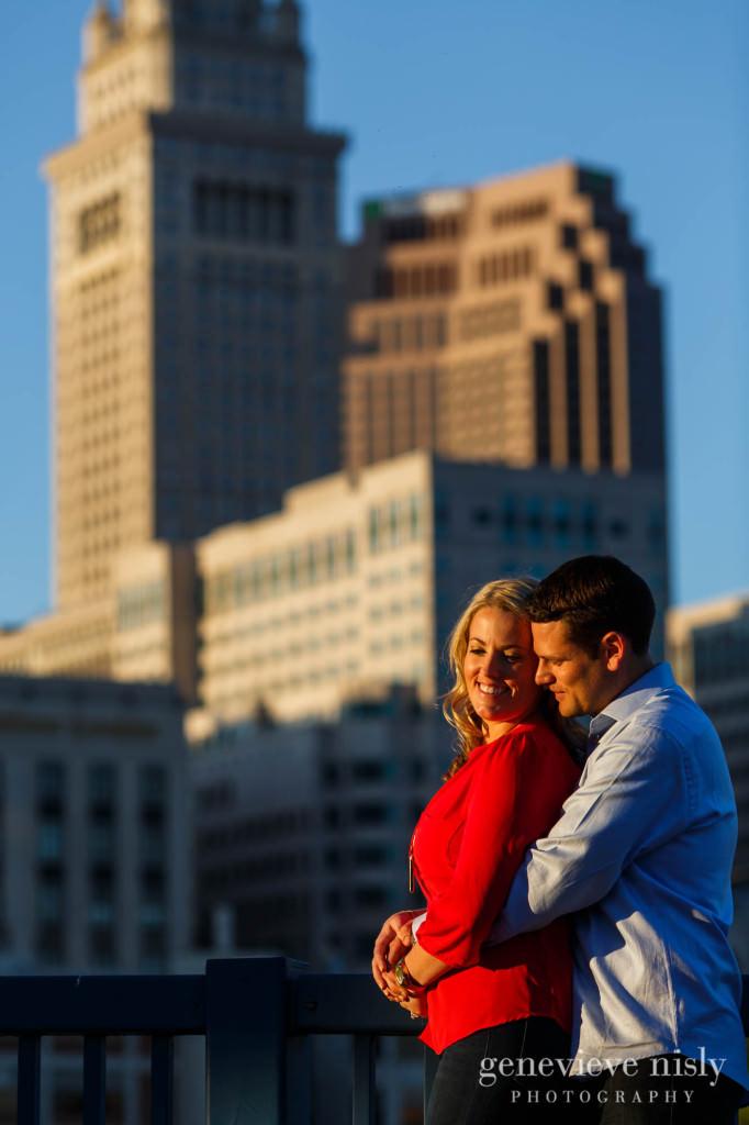 Cleveland, Engagements, Ohio, Summer