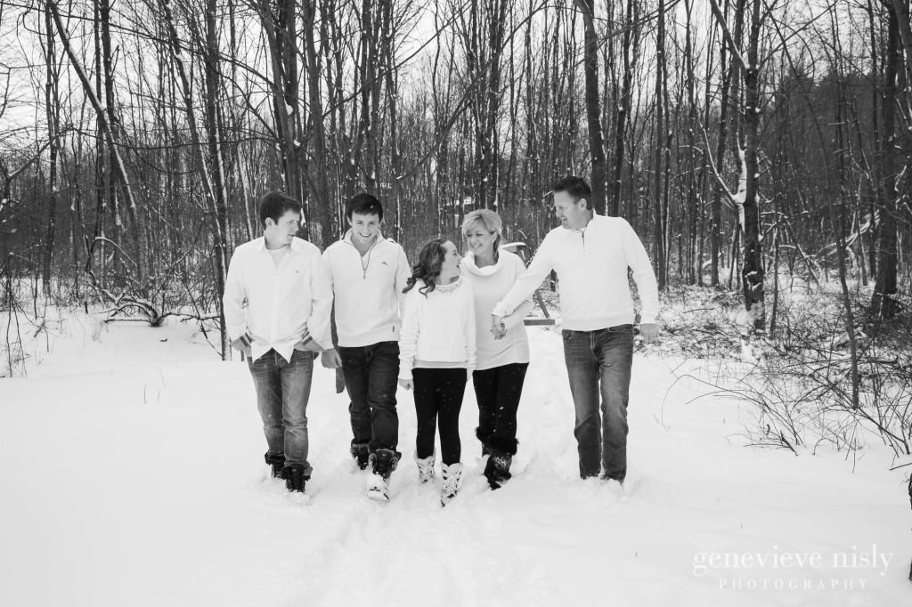 Boettler Park, Copyright Genevieve Nisly Photography, Green, Portraits, Winter