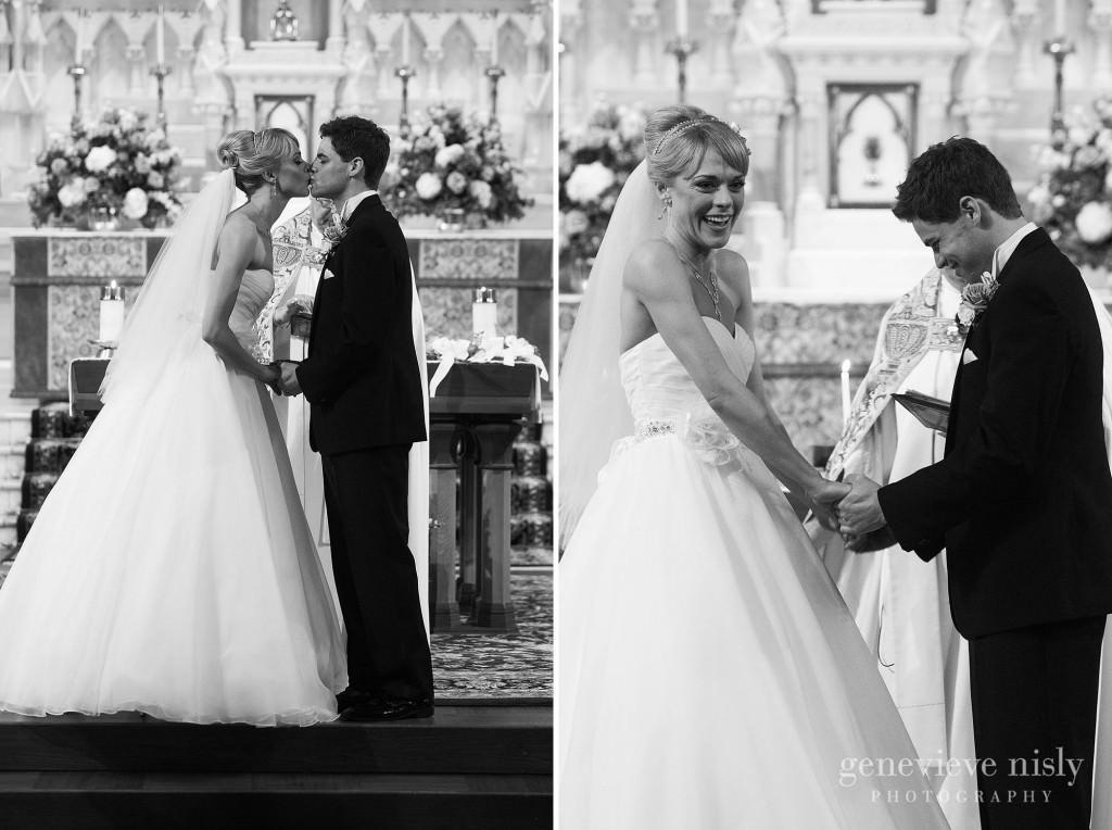 Copyright Genevieve Nisly Photography St John The Baptist Summer Wedding Brookside