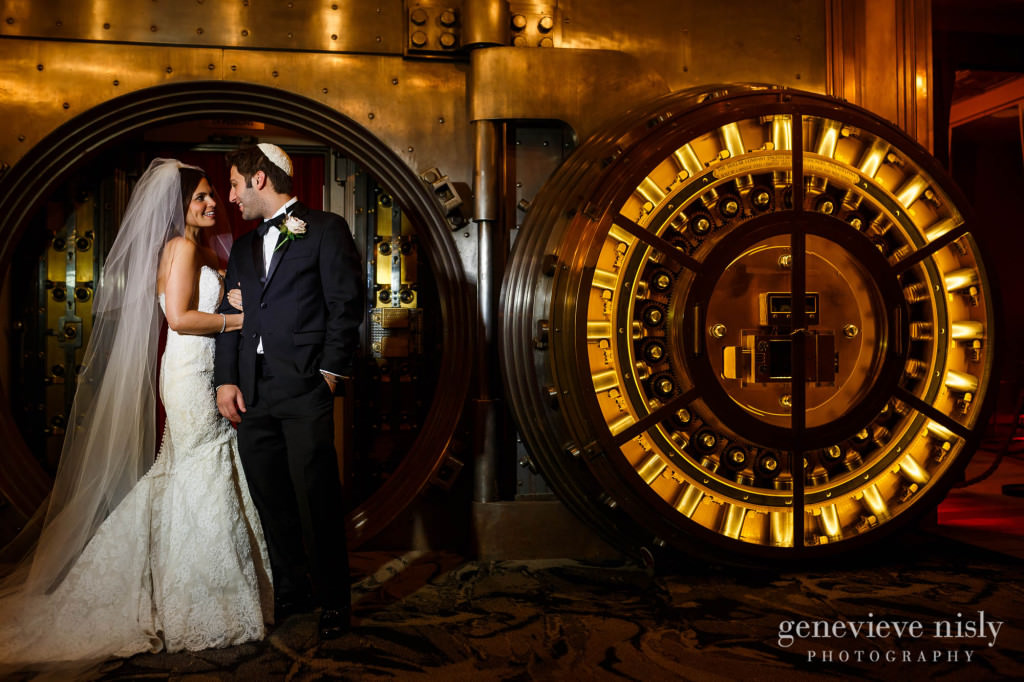 Cleveland, Metropolitan at the 9, Ohio, The Vault, Wedding, Winter