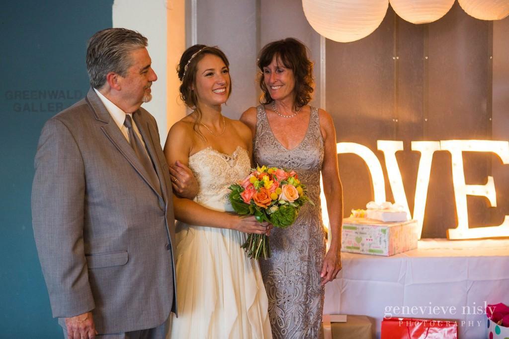 78th Street Studios, Cleveland, Copyright Genevieve Nisly Photography, Summer, Wedding
