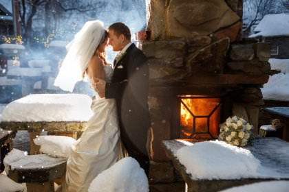 Cleveland, Copyright Genevieve Nisly Photography, Ohio, Wedding, Winter