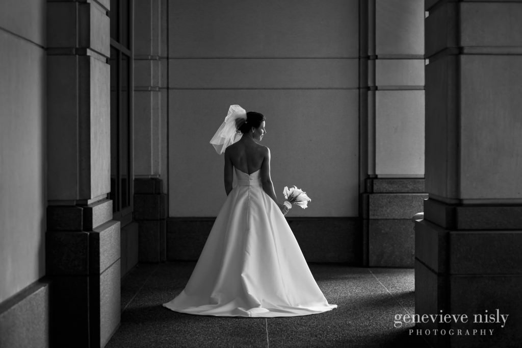 Cleveland, Copyright Genevieve Nisly Photography, Downtown Cleveland, Ohio, Ritz Carlton, Spring, Wedding