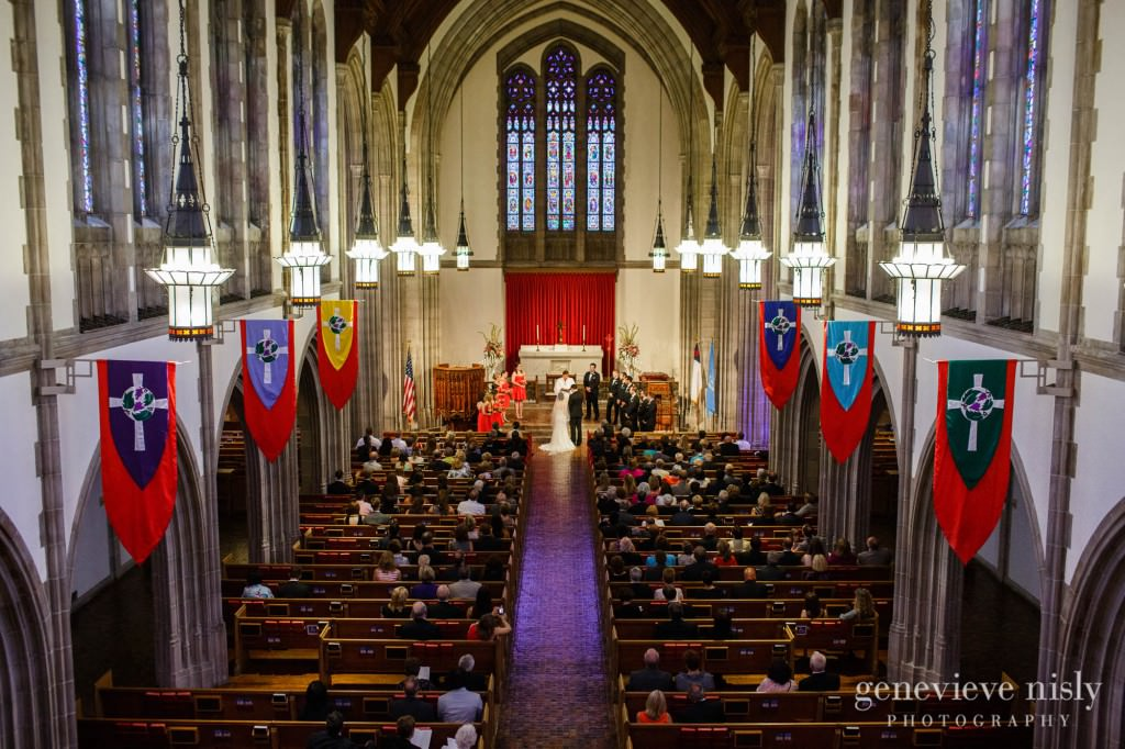 Church of the Saviour, Cleveland, Copyright Genevieve Nisly Photography, Ohio, Spring, Wedding