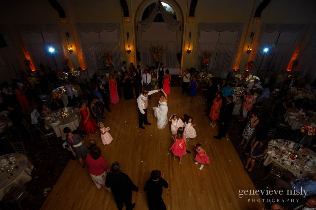 Cleveland, Copyright Genevieve Nisly Photography, Pine Ridge Country Club, Summer, Wedding