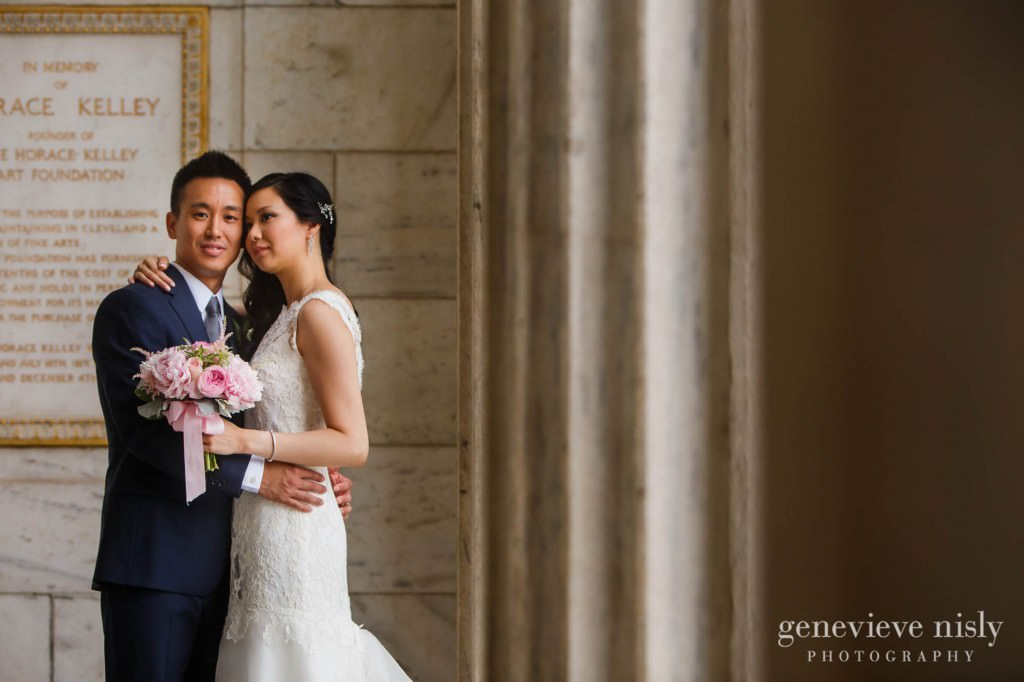 Amasa Stone Chapel, Cleveland, Copyright Genevieve Nisly Photography, Ohio, Spring, Wedding