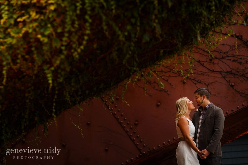 Cleveland, Copyright Genevieve Nisly Photography, Engagements, Ohio City, Summer