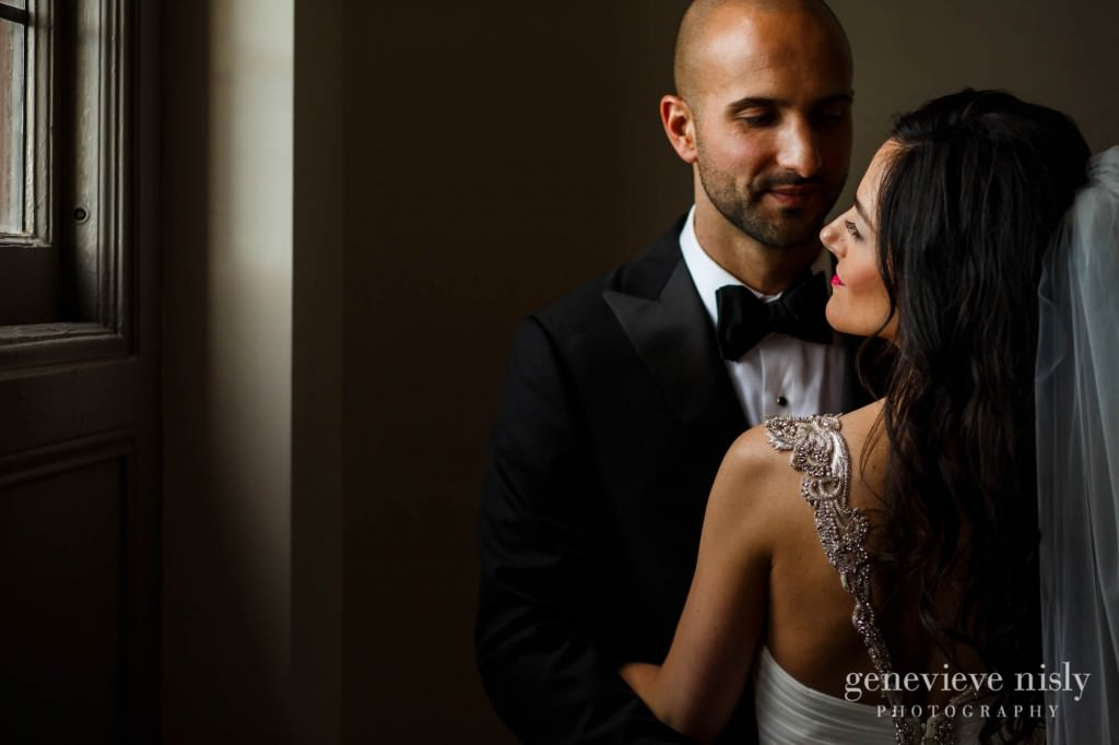 Cleveland, Copyright Genevieve Nisly Photography, Tudor Arms Hotel, Wedding