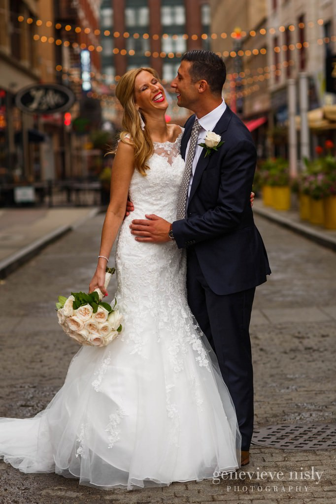 Copyright Genevieve Nisly Photography, East 4th St., Wedding