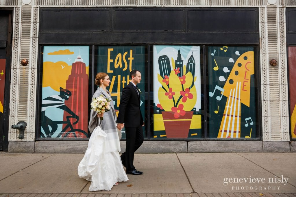 Cleveland, Copyright Genevieve Nisly Photography, Fall, Ohio, Ritz Carlton, Wedding