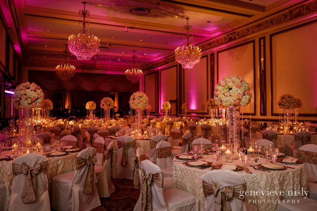 Winter Cleveland Copyright Genevieve Nisly Photography Ohio Renaissance Hotel Wedding