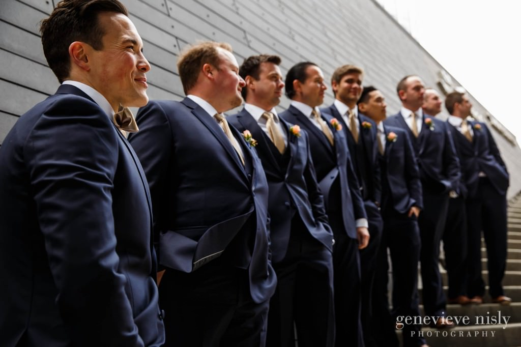 Cleveland, Copyright Genevieve Nisly Photography, Flats, Ohio, Spring, Wedding
