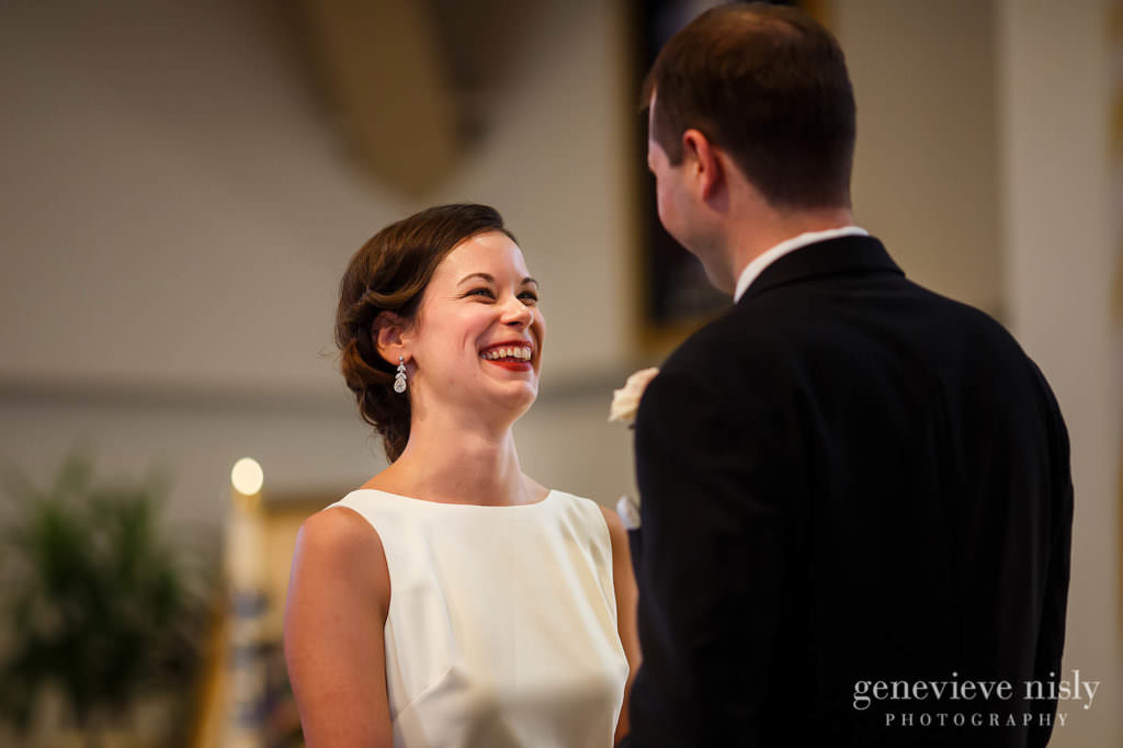 Canton, Copyright Genevieve Nisly Photography, Ohio, Spring, Walsh University, Wedding