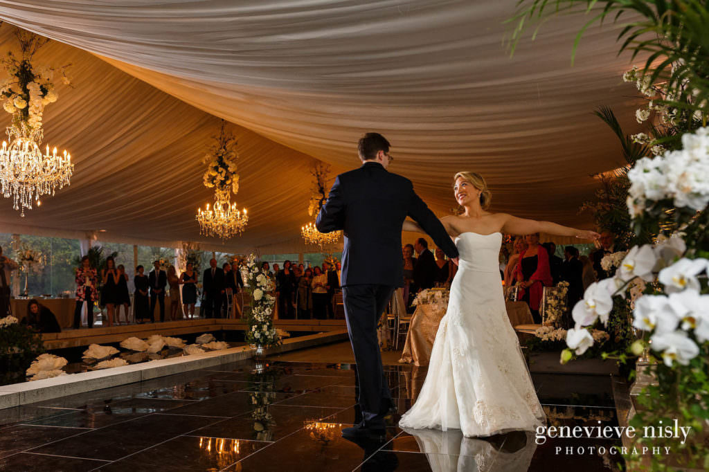 Wedding Botanical Gardens Cleveland Copyright Genevieve Nisly Photography Ohio Spring