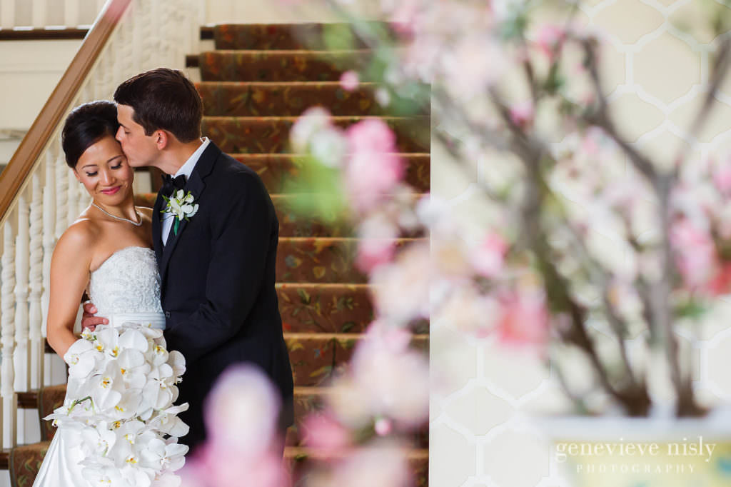 Cleveland, Copyright Genevieve Nisly Photography, Ohio, Spring, The Country Club, Wedding