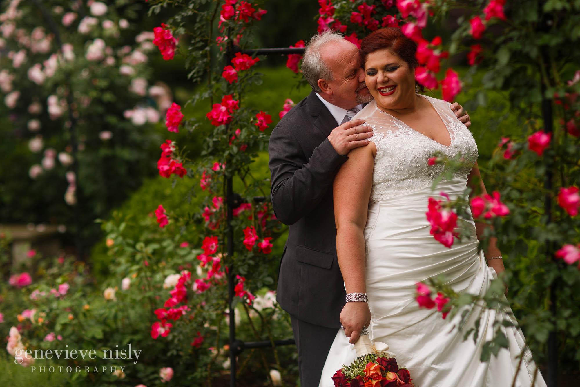 Phil simona cleveland wedding photographers genevieve nisly photography for Cleveland botanical garden wedding