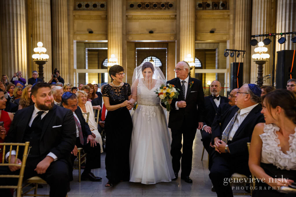 City Hall Rotunda, Cleveland, Copyright Genevieve Nisly Photography, Ohio, Summer, Wedding