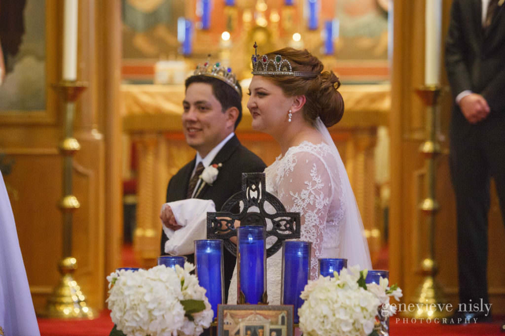 Canton, Ohio, Summer, Copyright Genevieve Nisly Photography, Wedding, St. George's Serbian Orthodox Church