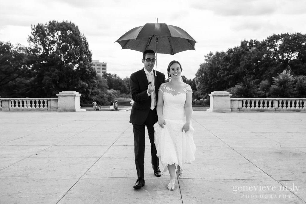 Wedding, Copyright Genevieve Nisly Photography, Summer, Ohio, Cleveland, Cleveland Museum of Art