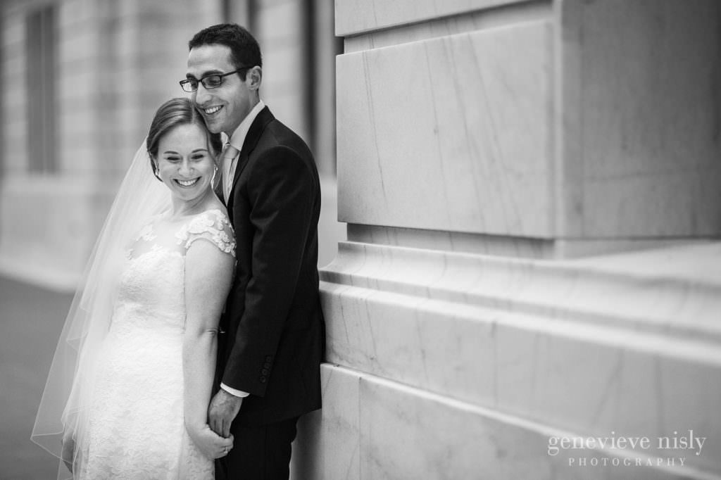 Wedding, Copyright Genevieve Nisly Photography, Summer, Ohio, Cleveland, Cleveland Museum of Art