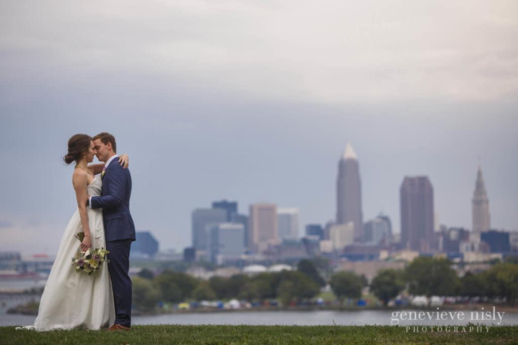 James & Shannon   Cleveland Wedding Photographers   Genevieve