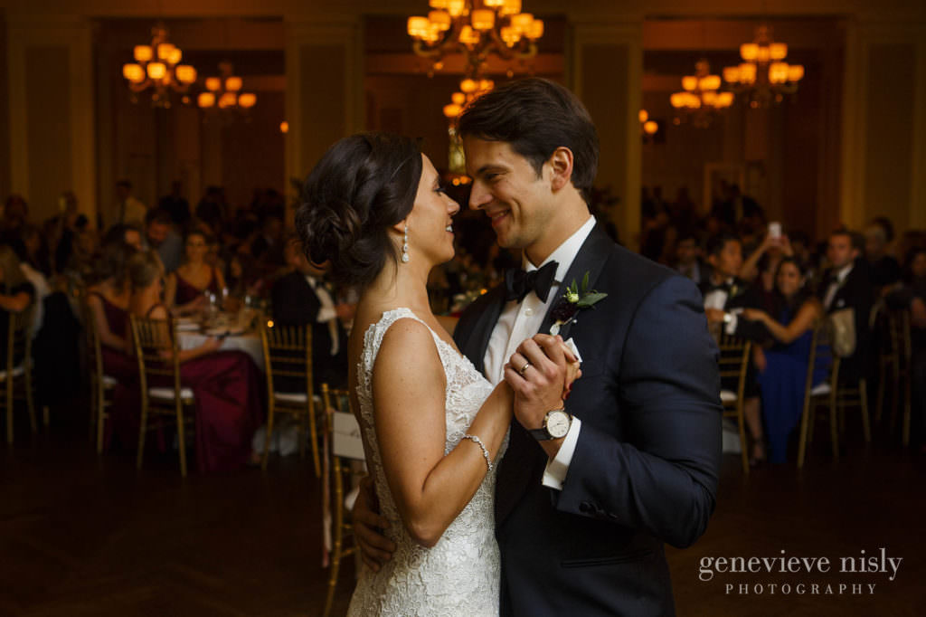 Canton, Fall, Wedding, Copyright Genevieve Nisly Photography, Ohio, Brookside Country Club