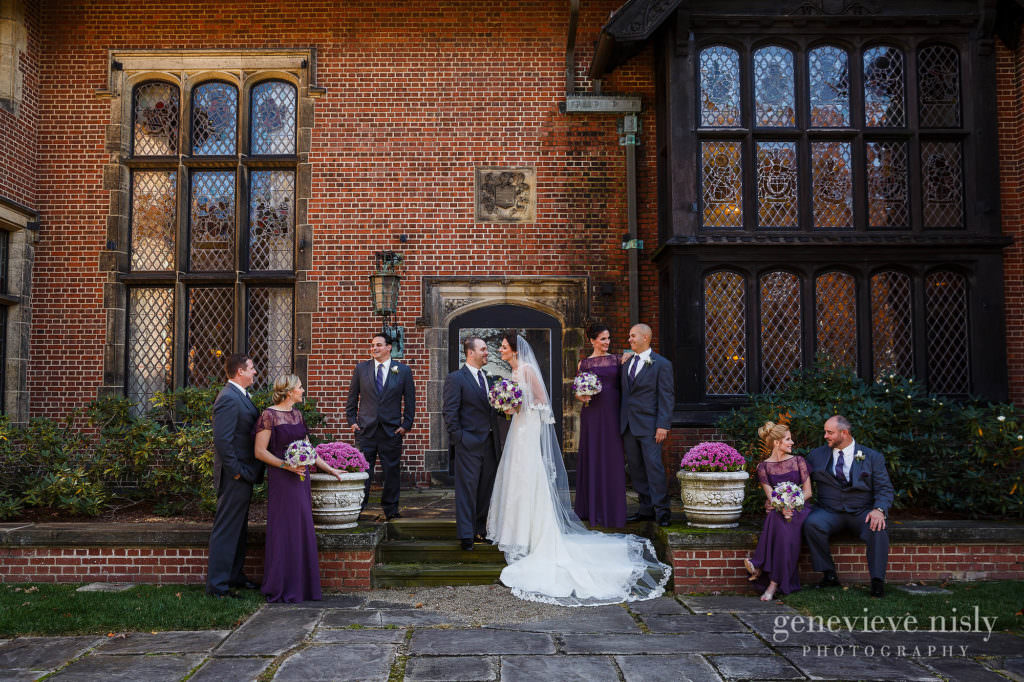 Category, Wedding, Copyright Genevieve Nisly Photography, Seasons, Fall, Venues, Ohio, Akron, Stan Hywet