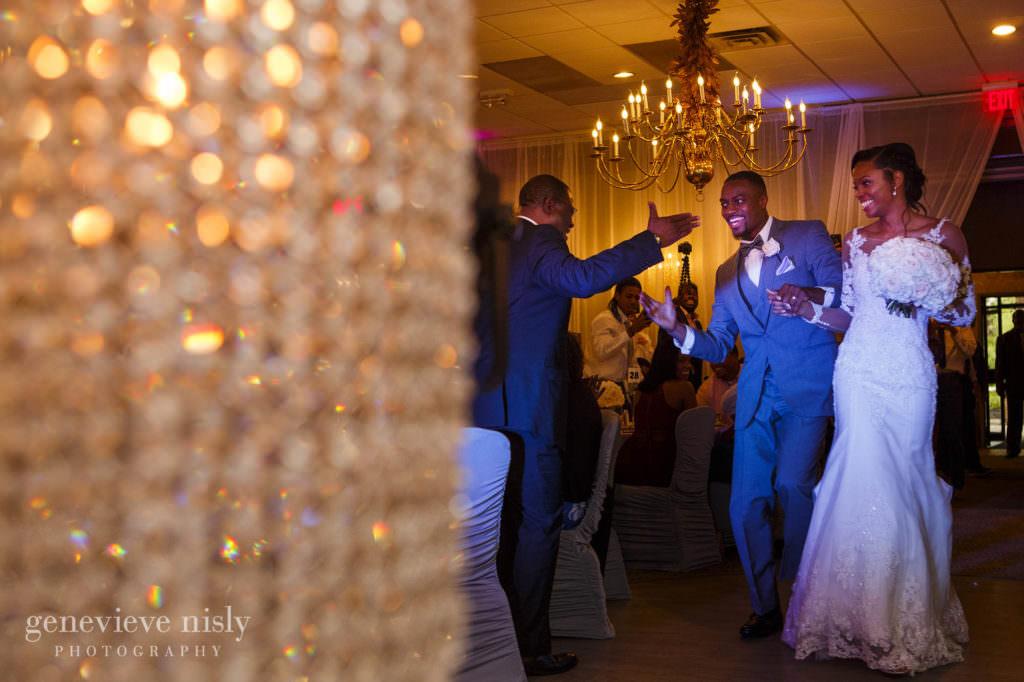Ohio, Copyright Genevieve Nisly Photography, Wedding, Spring, Akron, Todaros Party Center