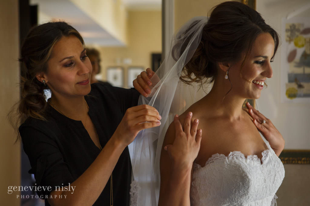 Copyright Genevieve Nisly Photography, Wedding, Summer, Ohio, Cleveland, Hyatt Arcade