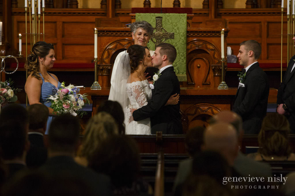 Old Stone Church, Ohio, Copyright Genevieve Nisly Photography, Wedding, Summer, Cleveland