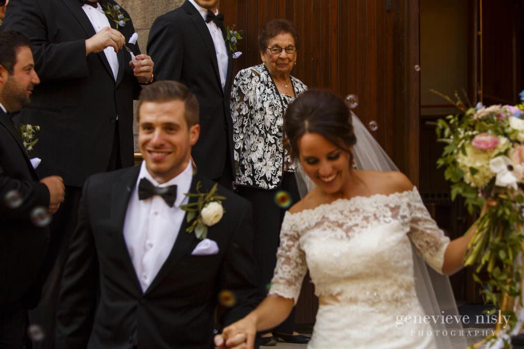 Copyright Genevieve Nisly Photography, Wedding, Summer, Ohio, Cleveland, Old Stone Church