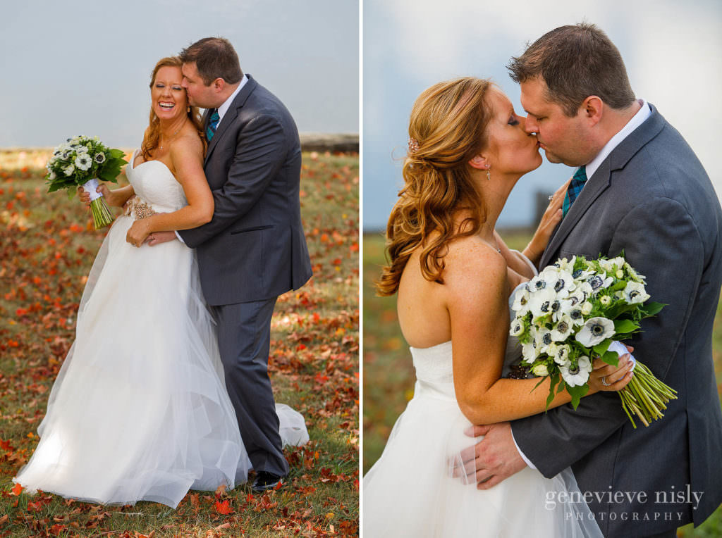 Wedding, Copyright Genevieve Nisly Photography, Fall, Ohio, Cleveland, Mapleside Farms