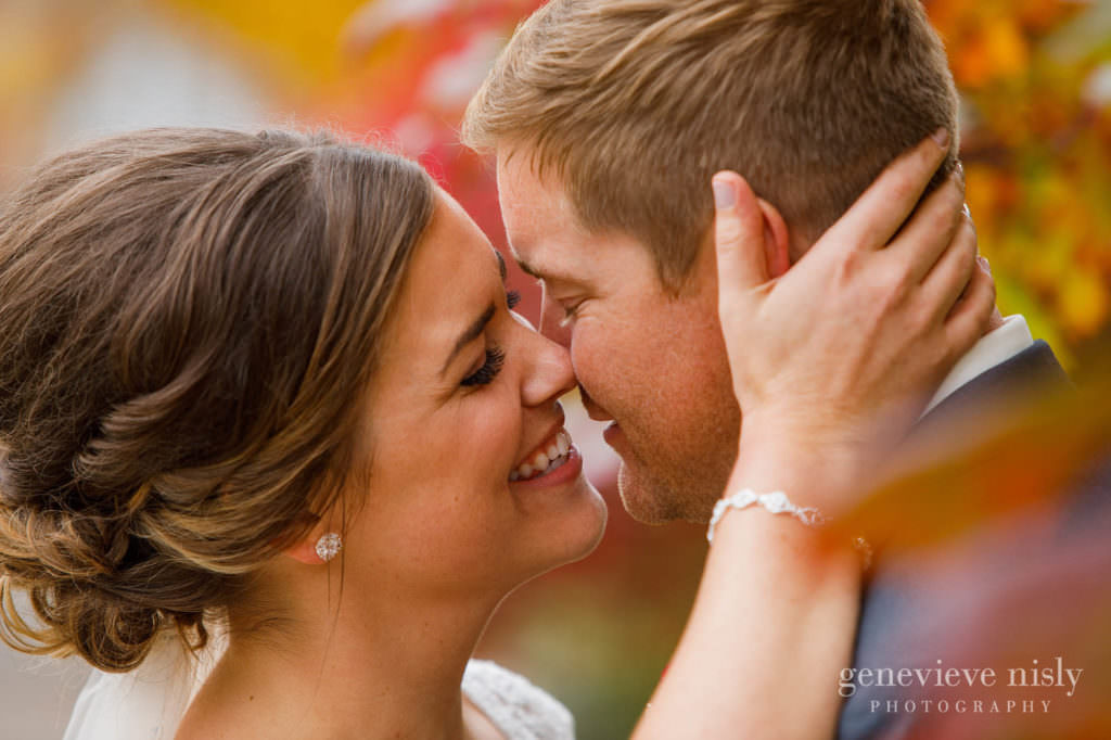 Wedding, Copyright Genevieve Nisly Photography, Fall, Water's Edge
