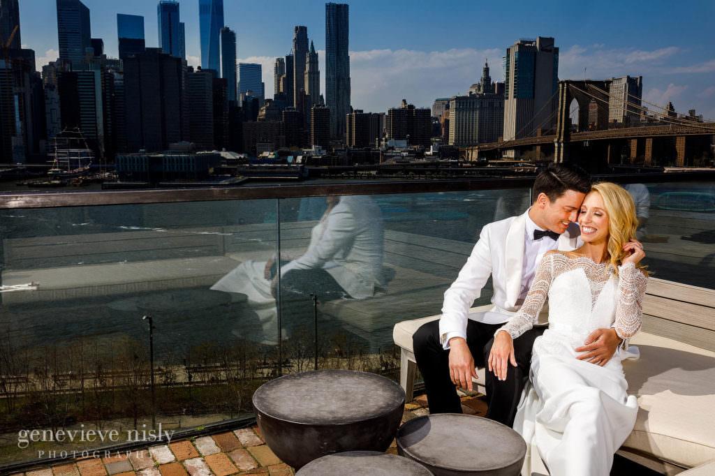 Wedding At 1 Hotel Brooklyn Bridge Lauren Amp Daniel