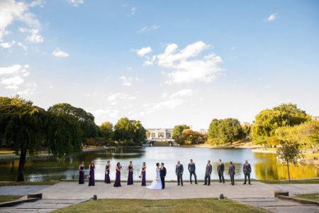 Wedding, University Circle, Cleveland